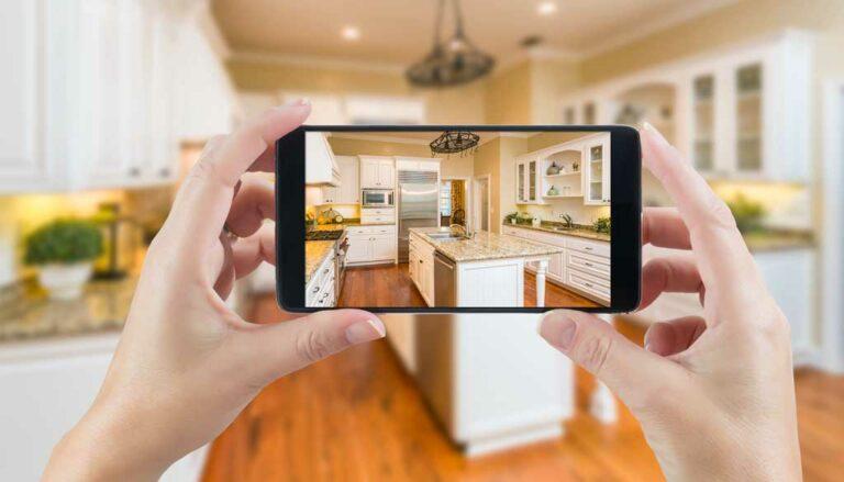 kitchen virtual viewing