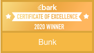 Bark awarded Bunk property management company of 2020