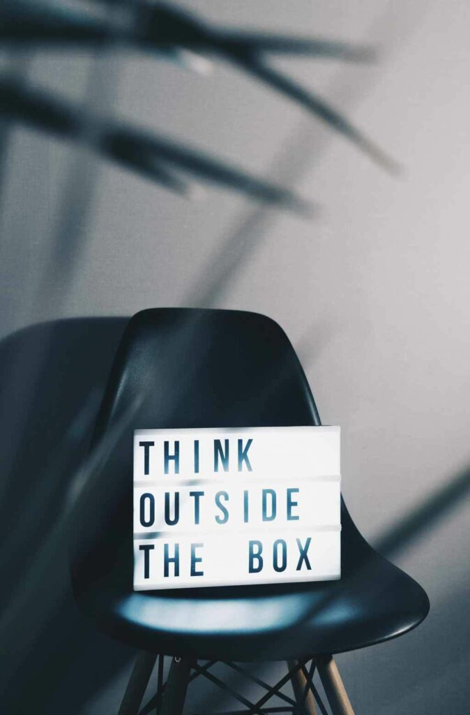 Thinking outside the box when it comes to property management.