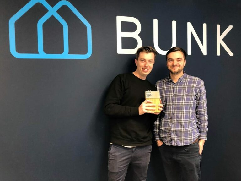 Bunk wins best residential agent 2020